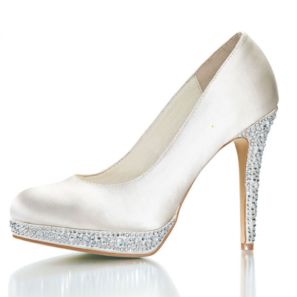 Natalie - Comfortable Wedding shoes